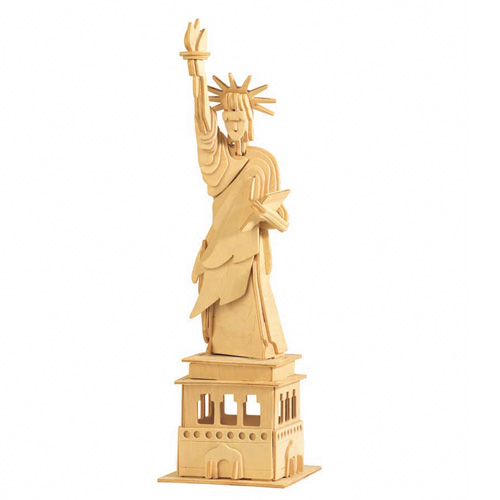 Puzzle D - THE STATUE OF LIBERTY