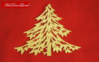 Sablon Sandy Art - Tree