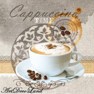 Capuccino Time