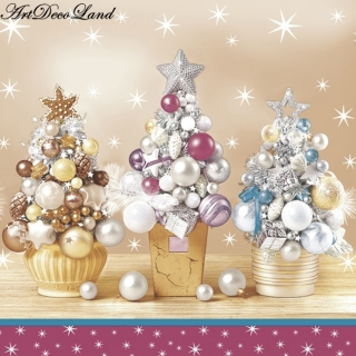 Bauble Christmas Trees